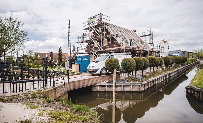 Renovatie woning - Project